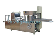 Gute Qualität Nicht gesponnene Schneidemaschine & Nicht gesponnene prägeartige Gewebe-faltende Maschinen-multi Funktion 150mm - 600mm Größe disponibles à la vente