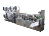 Gute Qualität Nicht gesponnene Schneidemaschine & Automatische Einzelstück-Paket-Feuchtpflegetuch-Maschinen-nasse Tuch-Maschine disponibles à la vente