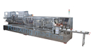 Gute Qualität Nicht gesponnene Schneidemaschine & Hochgeschwindigkeitsbaby wischt Fertigungsstraße-nasse Gewebe-Verpackungsmaschine ab disponibles à la vente